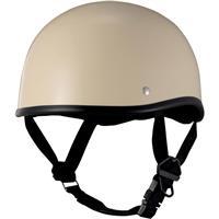 XD001 ダックテールヘルメットDUB アイボリー