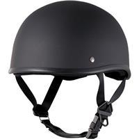 XD001 ダックテールヘルメットDUB マットブラック