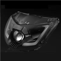 LEDプロジェクターヘッドライト ラインLED付 N1 5型