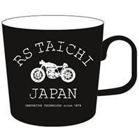 RSA029 TAICHI マグカップ:カフェレーサー RSA029BK01