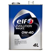 エルフ EVO 900 FT 0W-40 SN/CF 4L 6本