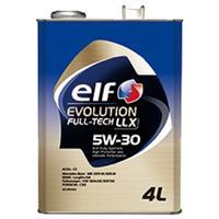 エルフ EVO フルテックLLX 5W-30 ACEA C3 4L 6本