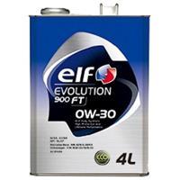 エルフ EVO 900 FT 0W-30 SL/CF 4L 6本