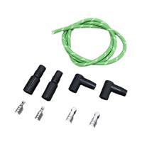 布巻きプラグコードセット TC・04y-XL 緑