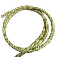 ヘリンボーン プラグコード オリーブ/ホワイト 1m