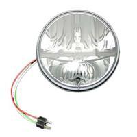 009069 フェイズ7 7in LEDヘッドライト
