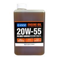 【1本売り】 エンジンオイル for Harley-Davidson ハーレー用 20W-55 MA2/SL 1L