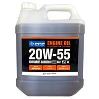 【1本売り】 エンジンオイル for Harley-Davidson ハーレー用 20W-55 MA2/SL 4L