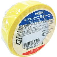 ミリオン ビニルテープ 黄