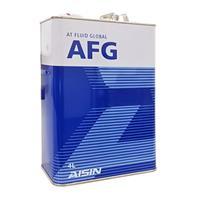 AFG 輸入車用オートマチックトランスミッションフルード 赤色 4L