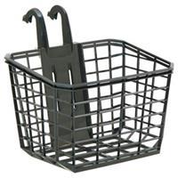 FB018 フロント用コンパクトバスケット ガンメタ