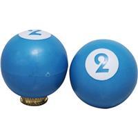 8ボールバルブキャップ(2ケ入) ブルー
