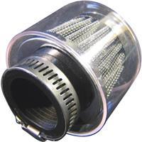 パワーフィルター汎用 ラウンドタイプクリアカバー付 φ35