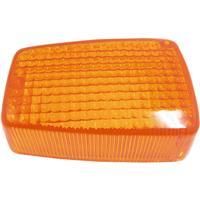ウインカーレンズ CB1100Fタイプ オレンジ