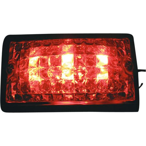 LED マーカー 24V用 LED6連 レッド