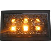 LED マーカー 12V用 LED6連 オレンジ