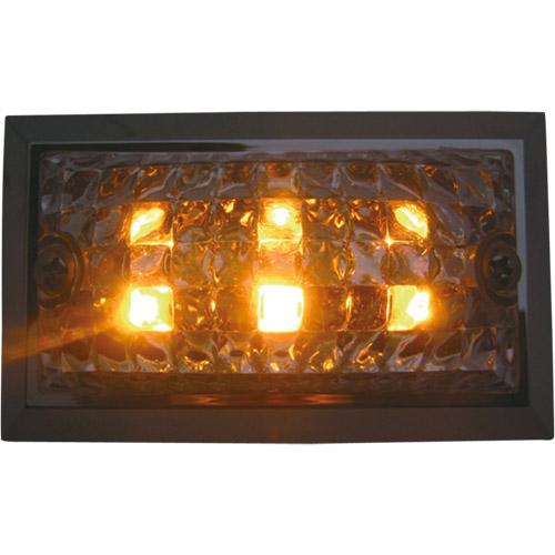 LED マーカー 24V用 LED6連 オレンジ