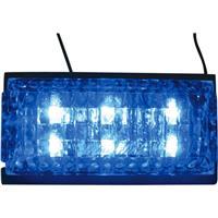 LED ミニマーカー 24V用 LED6連 ブルー