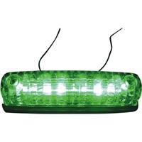 LED 車高灯 24V用 LED6連 グリーン