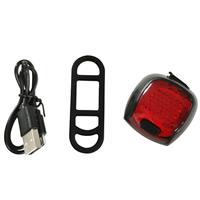 自転車LEDテールライト USB充電タイプ