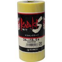 カブキS マスキングテープ 幅24mm×18m