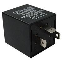 LED対応 汎用ICウインカーリレー(12V 3ピン) CF13