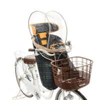 RCF-003 前幼児座席用レインカバー ハレーロ・ミニ チェック