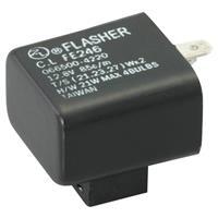 LEDウィンカー対応フラッシャーリレー