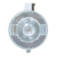 MBFRA-2.4 前面リフレクター付発電ランプ グレー/クリアー 袋入り