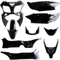 フォルツァ MF06 外装セット ブラック