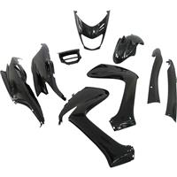 マジェスティ125/FI 外装9点セット ブラック