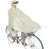 D-3POOK 自転車屋さんのポンチョ ベージュ