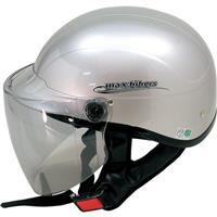 ヘルメットシールド MAX-777補修用 シルバー