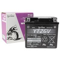 YTZ6V 液入り充電済み