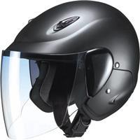 セミジェットヘルメット M-510 フリー マットブラック