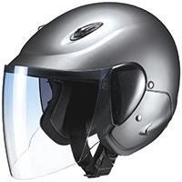 セミジェットヘルメット M-510 フリー マットガンメタリック