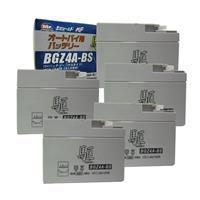 【ケース売り】BGZ4A-BS (YTR4A-BS 互換)(液入充電済)