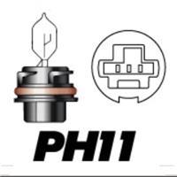PH11 12V40/40W 特殊 (クリア)