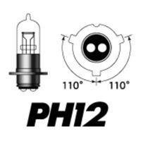 PH12 12V40/40W 特殊 (クリア)