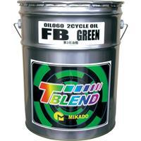T-ブレンド 2サイクルオイル FB GREEN