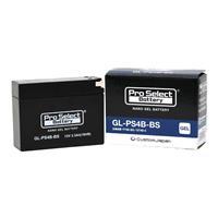 【1個売り】GL-PS4B-BS(YT4B-BS、GT4B-5 互換)(ジェルタイプ 液入充電済)
