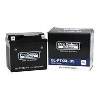 【1個売り】GL-PTX5L-BS (YTX5L-BS 互換)(ジェルタイプ 液入充電済)