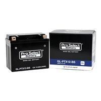 GL-PTX12-BS (YTX12-BS 互換)(ジェルタイプ 液入り充電済み)