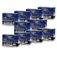 【ケース売り】GL-PS4B-BS(YT4B-BS、GT4B-5 互換)(ジェルタイプ 液入充電済)