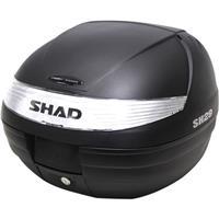 SH29 トップケース 無塗装ブラック