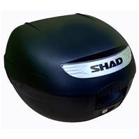 【訳あり】SH26 トップケース 無塗装ブラック