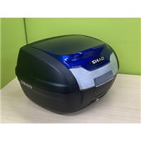 【訳あり】SH40 トップケース 専用カラーパネル取付済 ブルー