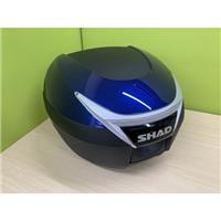【訳あり】SH34 トップケース 専用カラーパネル取付済 ブルー